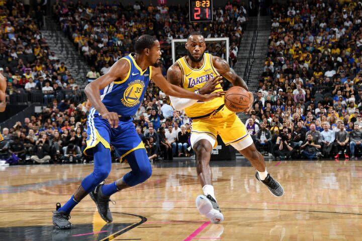 昨日湖勇大战收视率和观看人数均创 NBA季前赛历史新高