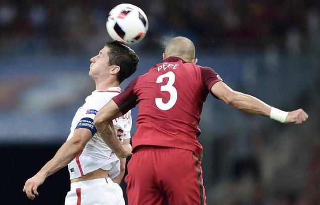 欧国联:莱万百场送助攻A-席破门,葡萄牙客场3-2逆转波兰