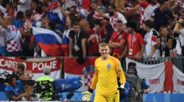 皮克福德:英格兰会在空场比赛中占据优势