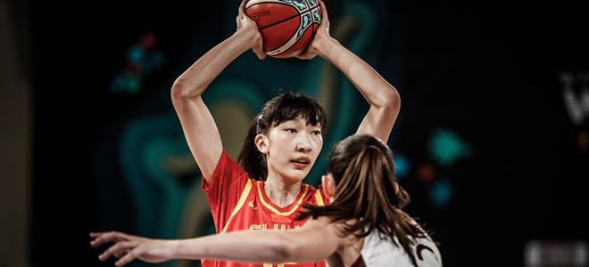 新疆女篮:韩旭将筑起球队的禁飞区