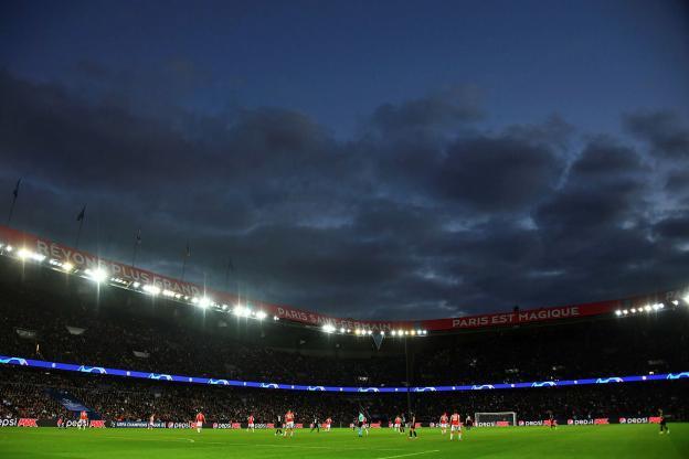 队报:法国当局调查巴黎与红星队的欧冠比赛