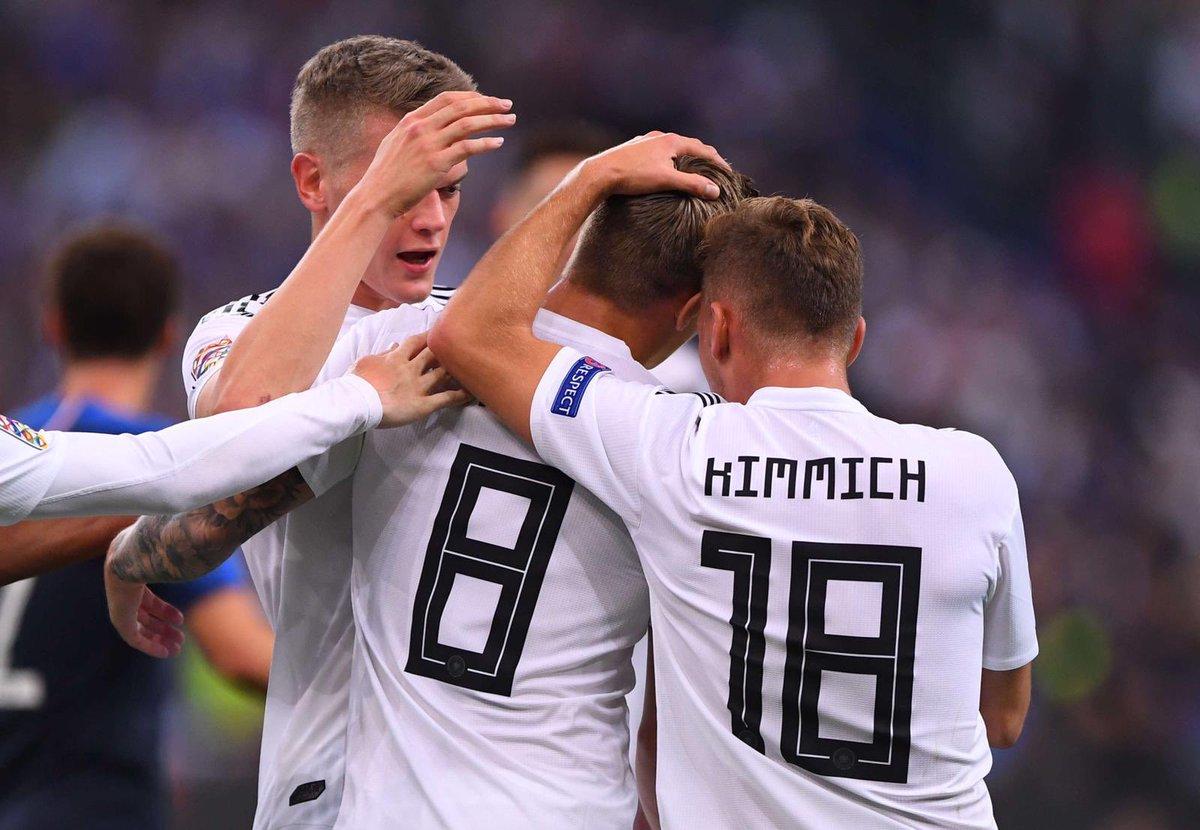 克罗斯:结果, 但对德国队的信念没有改变