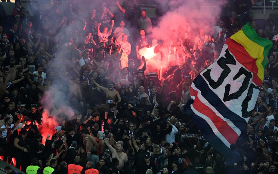 费加罗:巴黎或因与红星队比赛期间球迷违规被罚空场