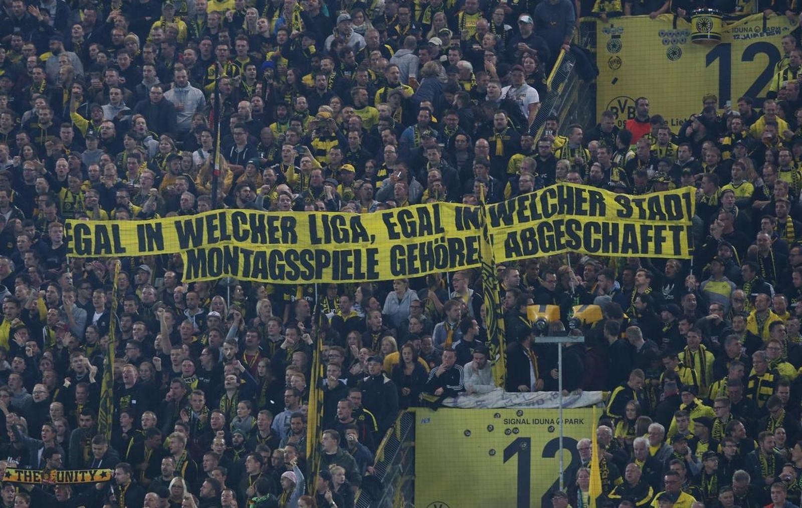 或自 2021年起废止!德甲有望取消周一赛制