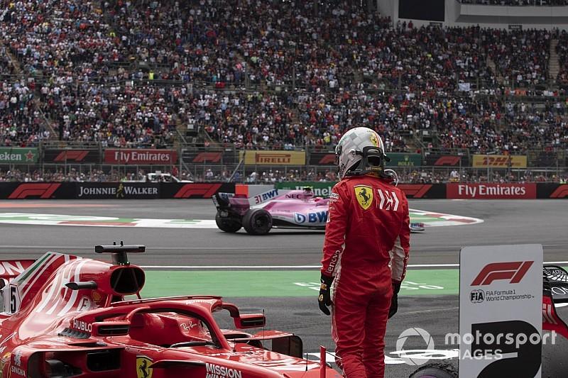 维特尔:2018赛季或许是我最艰难的F1赛季