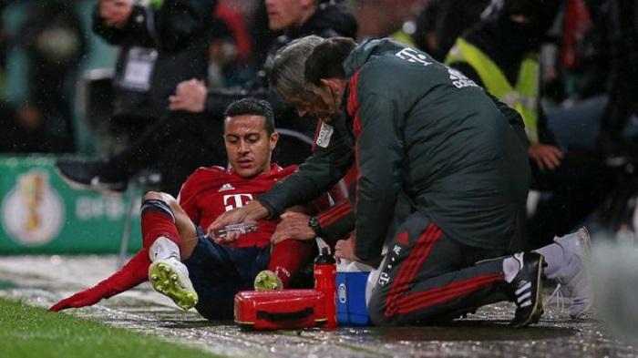 科瓦奇:蒂亚戈的伤势看上去不乐观