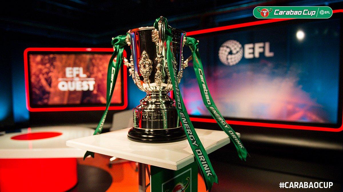 联赛杯四分之一决赛抽签:北伦敦德比,阿森纳vs热刺