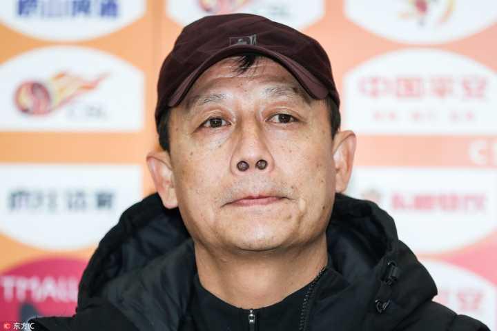 王宝山:已针对申花进行演练,卡兰加带来精神动力