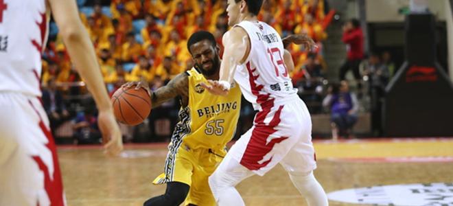 杰克逊58分6篮板10助攻,北控胜吉林取首胜