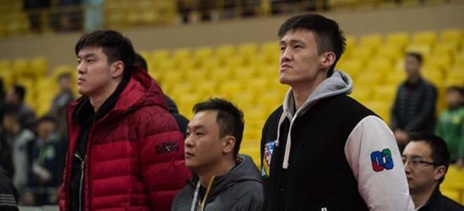 董瀚麟声援周鹏:球员也是人,希望球迷理性观赛