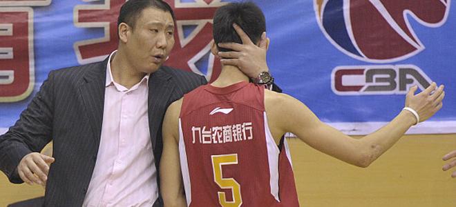 2015世界乒乓球锦标赛. 王晗:吉林没有轻视北控,  CBA没有弱旅