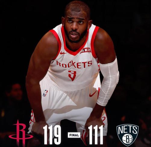 NBA官方发布今日8支获胜球队的赢球图集