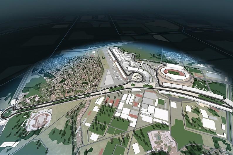 河内街道赛来了,越南大奖赛2020登陆F1赛历