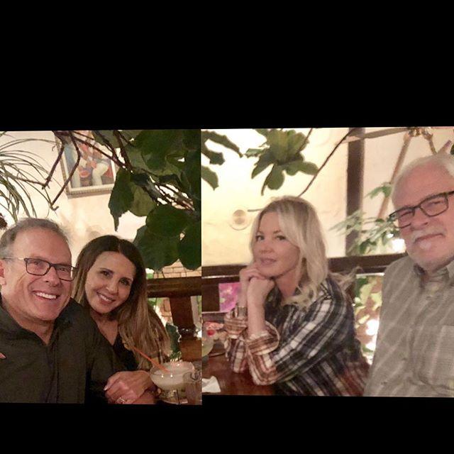 女篮亚锦赛 2013. 珍妮- 巴斯与菲尔- 杰克逊以及科特- 兰比斯夫妇共进晚餐