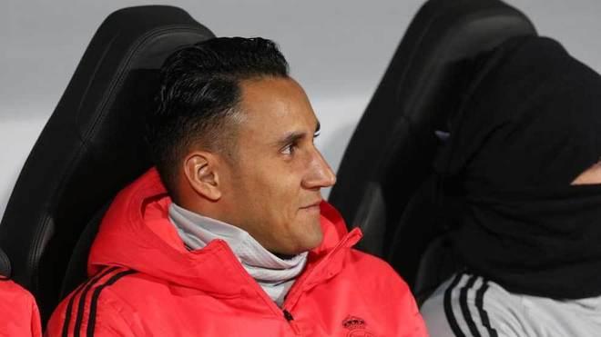哥斯达黎加主帅:纳瓦斯说他情况不稳定,想明年回国家队