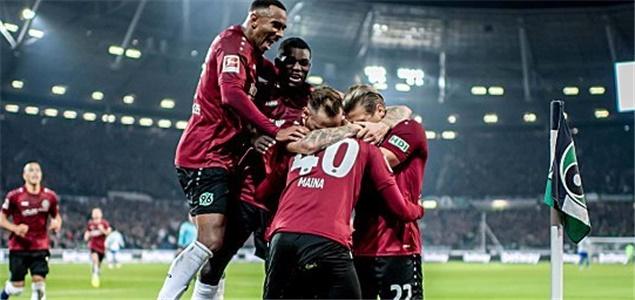 德甲:贝布传射建功,  2-  1沃尔夫斯堡