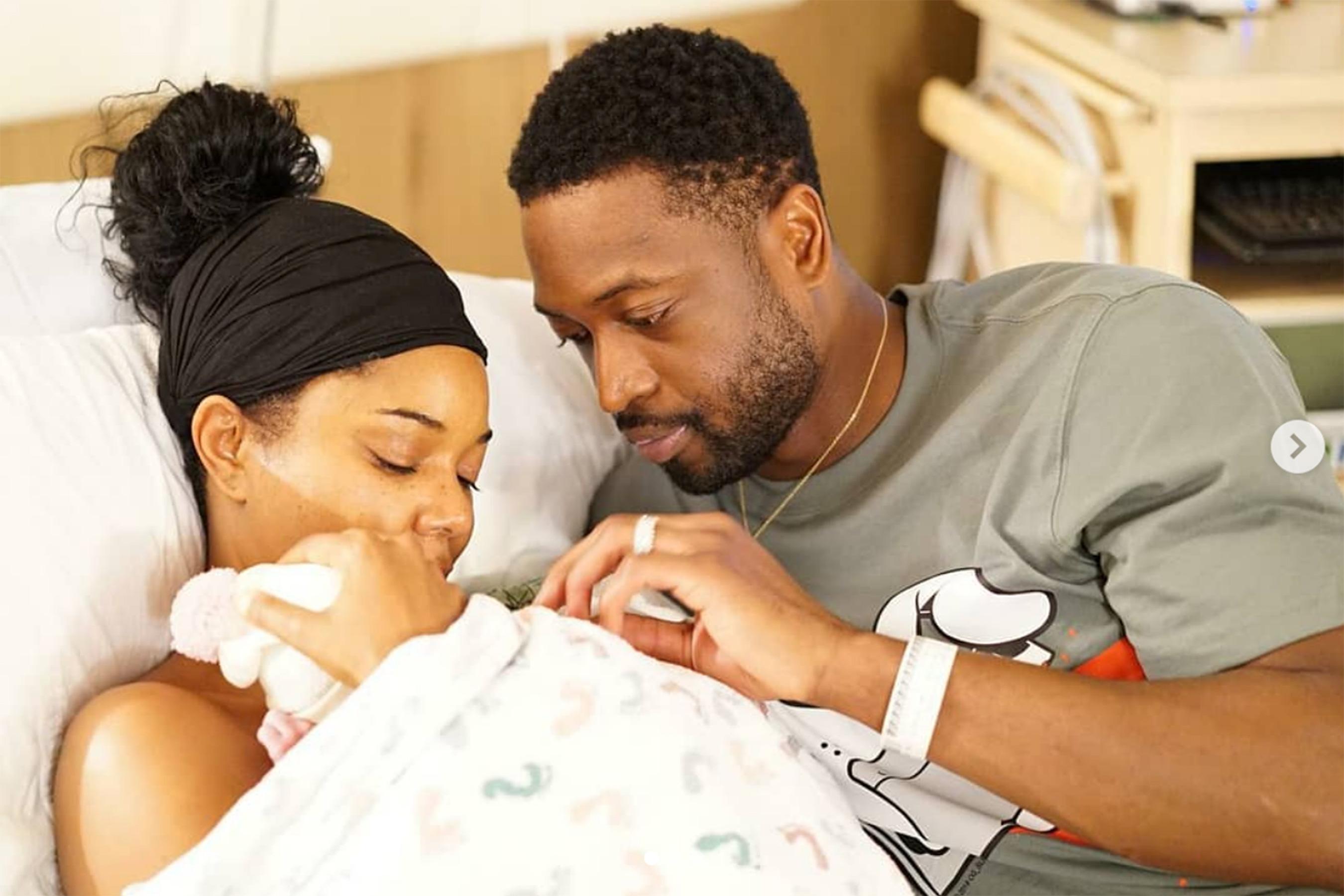 韦德:女儿还小需要照顾,一周后会视情况再做决定