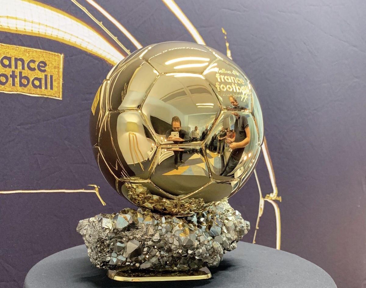 大数据解析:C罗应获2018法国足球金球奖