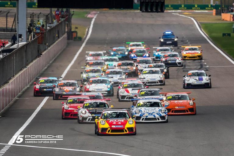 """上赛试乘保时捷911 GT3 CUP,体验后置后驱的""""恐怖"""""""