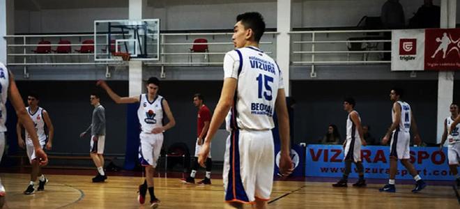 江苏小将赵旭昕登陆欧洲塞尔维亚篮球联赛