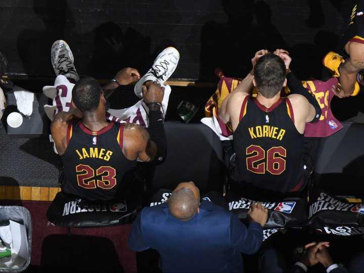 科沃尔谈詹姆斯:最出色的篮球运动员,真正的领袖