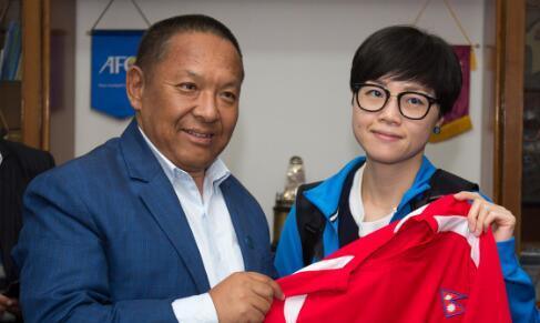 尼泊尔足协官方:尼泊尔将与富力在明年1月进行友谊赛