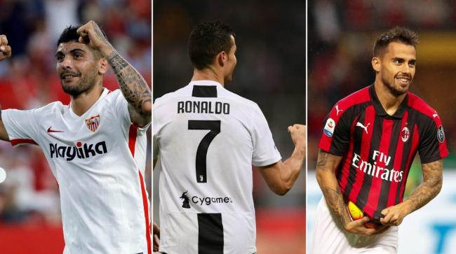 德甲转会苏索、巴内加、 C罗分别领衔 5大联赛助攻、反抢、射正榜