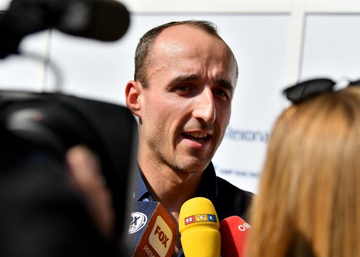 库比卡时隔八年将重返F1赛场