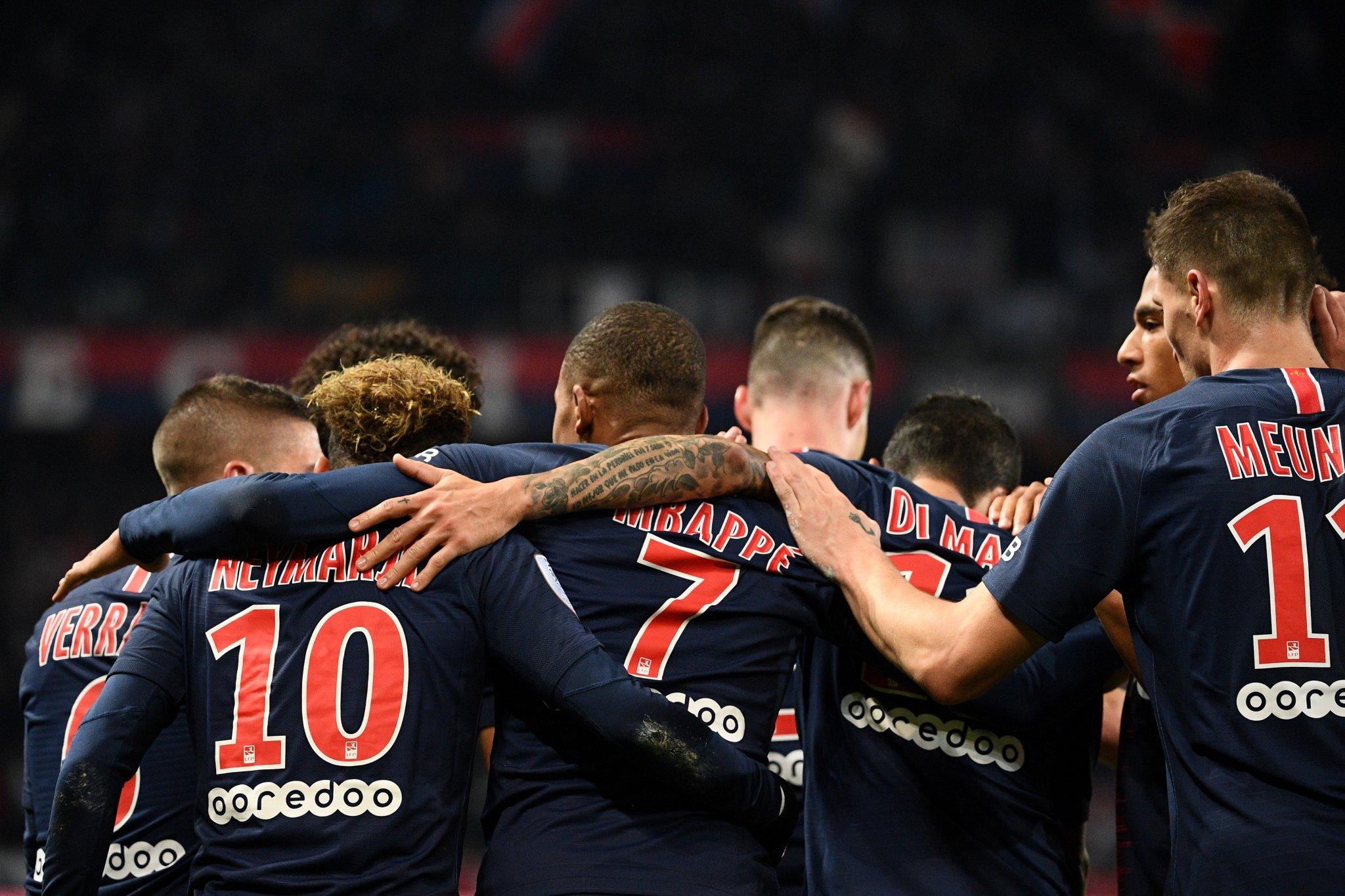 14连胜!巴黎圣日耳曼刷新队史法甲连胜纪录