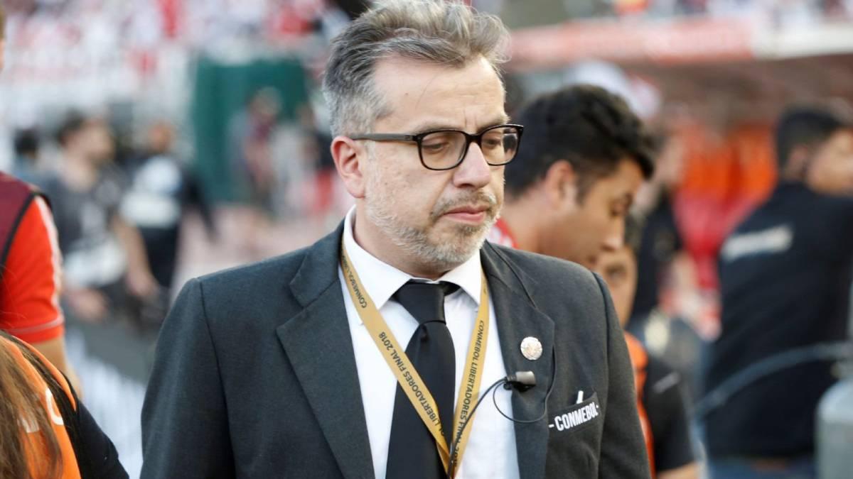 南美足协主席:解放者杯决赛出现的问题非南美足协责任