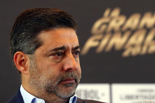 博卡青年拒绝参加在马德里举行的南美解放者杯决赛次回合