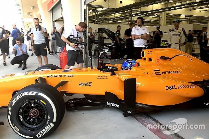 阿隆索在巴林驾驶V8引擎后:F1缺了点声音