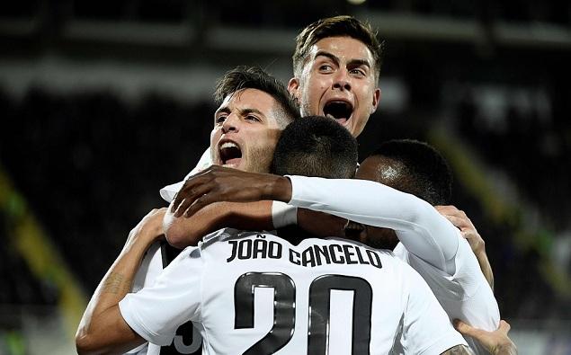 C罗点射本坦库尔基耶利尼破门,尤文客场3-0佛罗伦萨
