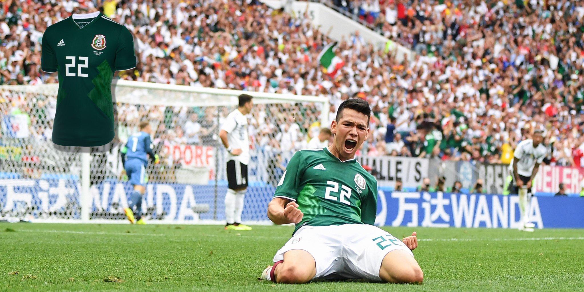 德国再遭补刀!墨西哥洛萨诺战袍被 FIFA博物馆收藏