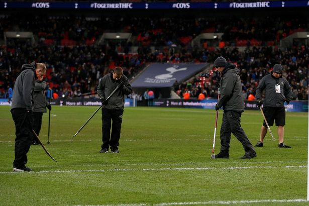 赖导欧足联敦促英足总修缮温布利, 热刺晋级淘汰赛可换主场