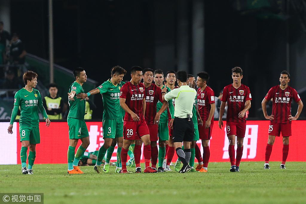 名记:2019中国超级杯苏州举办,国安将PK上港