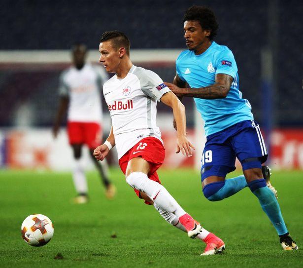 镜报:热刺、阿森纳等球队想要萨尔茨堡新星