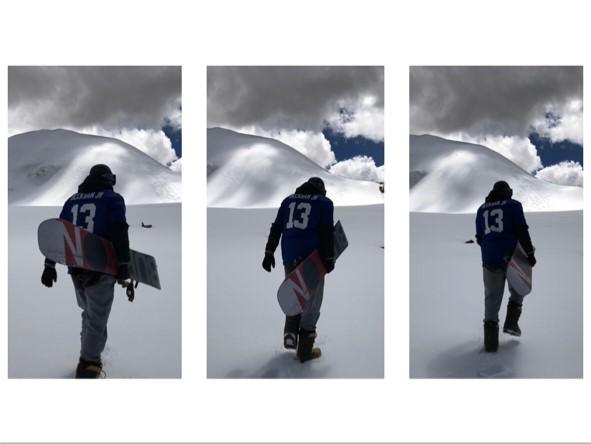 【我,橄不同】我是丹增达娃,我穿球衣登雪山