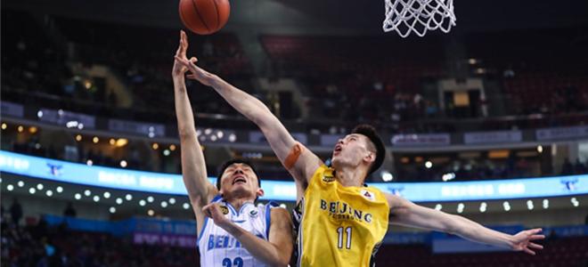 杰克逊30分11篮板,北京主场胜北控