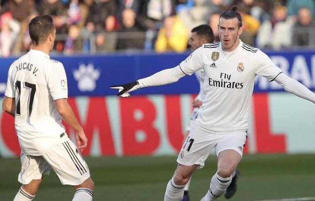 奥德里奥佐拉助攻贝尔破门制胜,皇马客场1-0韦斯卡