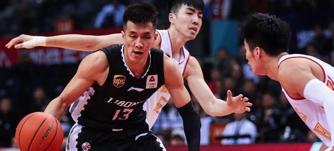 男篮世界杯预选赛赛程. 哈德森 47+  5, 胜深圳