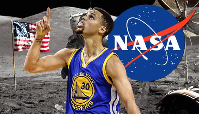 库里谈登月论:正计划与前NASA宇航员进走对话