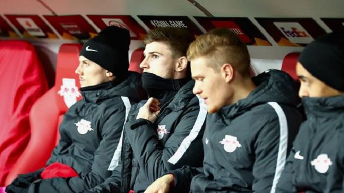 莱比锡欧联杯出局,维尔纳不满球队大轮换