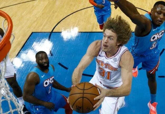 菲兹代尔:倘若贝克想,他能够在NBA做个教练