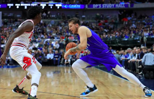 东契奇谈NBA:球场更宽速度更快,但篮球照样篮球