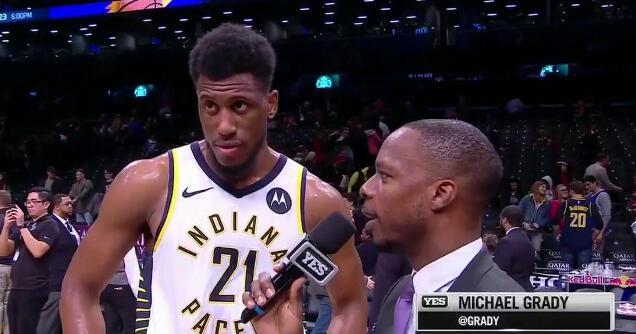 杨:篮网是特出的球队,阿特金森是特出的教练