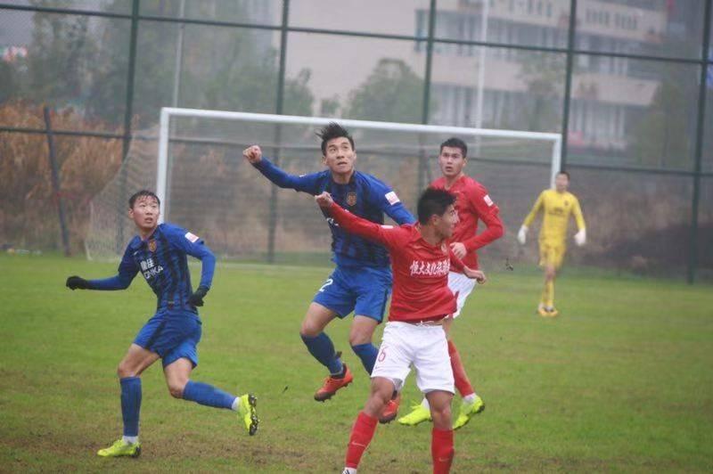 U23联赛5-8名排位赛:苏宁4-1恒大,亚泰0-1建业
