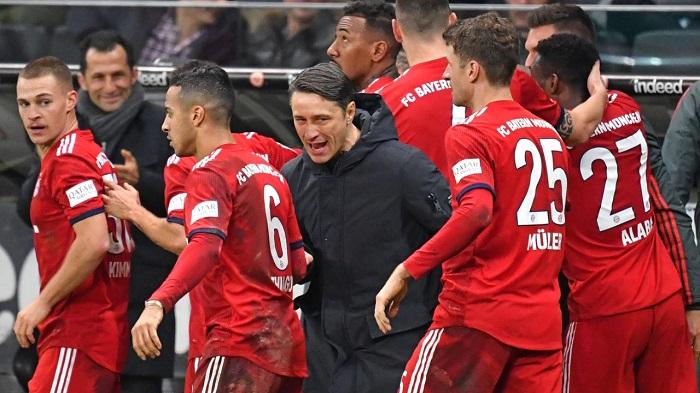 :拜仁和科瓦奇之间越来越有默契