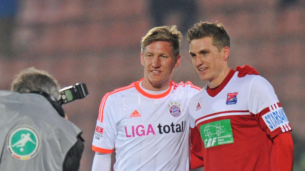 大施魏因斯泰格与拜仁解约,将执教奥地利乙级球队