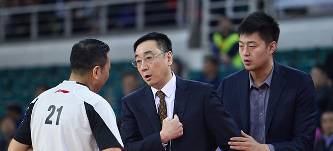 张学文:王非请示的生活里只有篮球